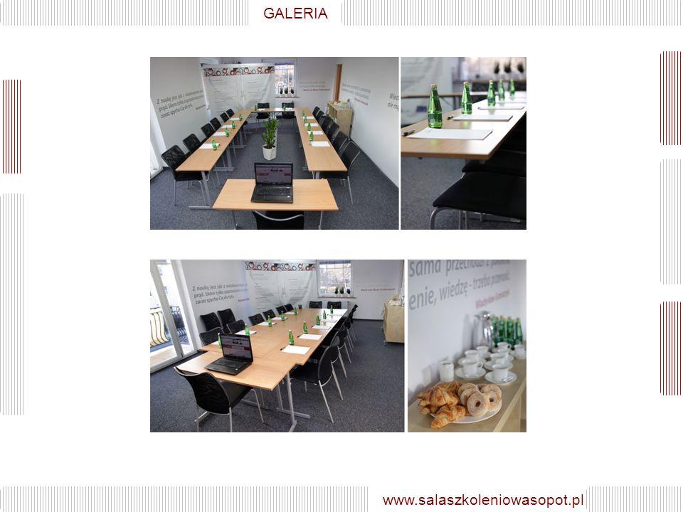 www.salaszkoleniowasopot.pl GALERIA