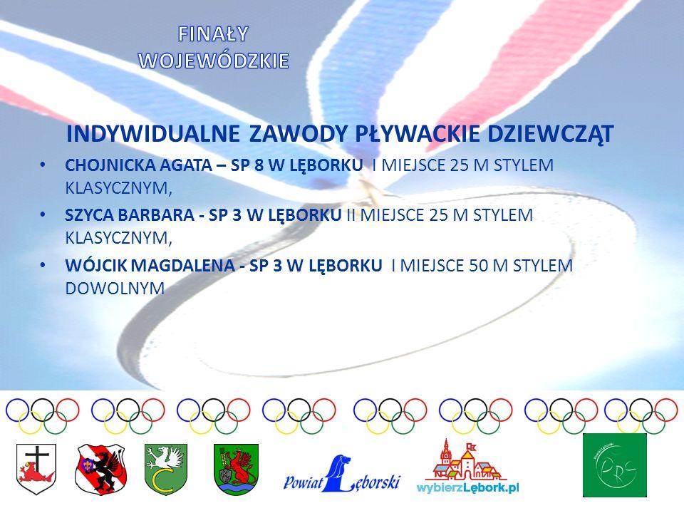 III miejsce -Mistrzostwa Województwa Pomorskiego w Piłce Nożnej Dziewczyn Sprawni Razem kat.
