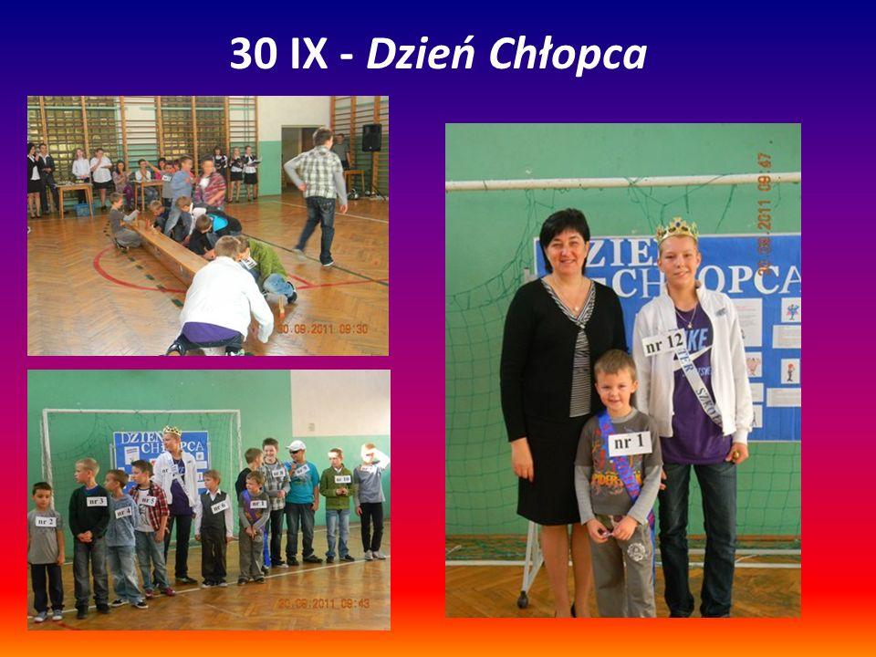 30 IX - Dzień Chłopca