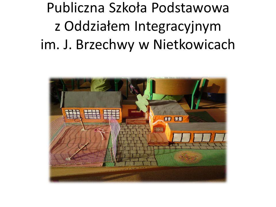 Publiczna Szkoła Podstawowa z Oddziałem Integracyjnym im. J. Brzechwy w Nietkowicach