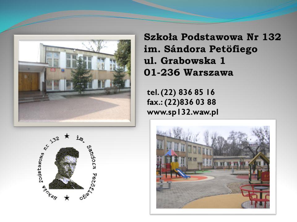 Szkoła Podstawowa Nr 132 im.Sándora Petöfiego ul.