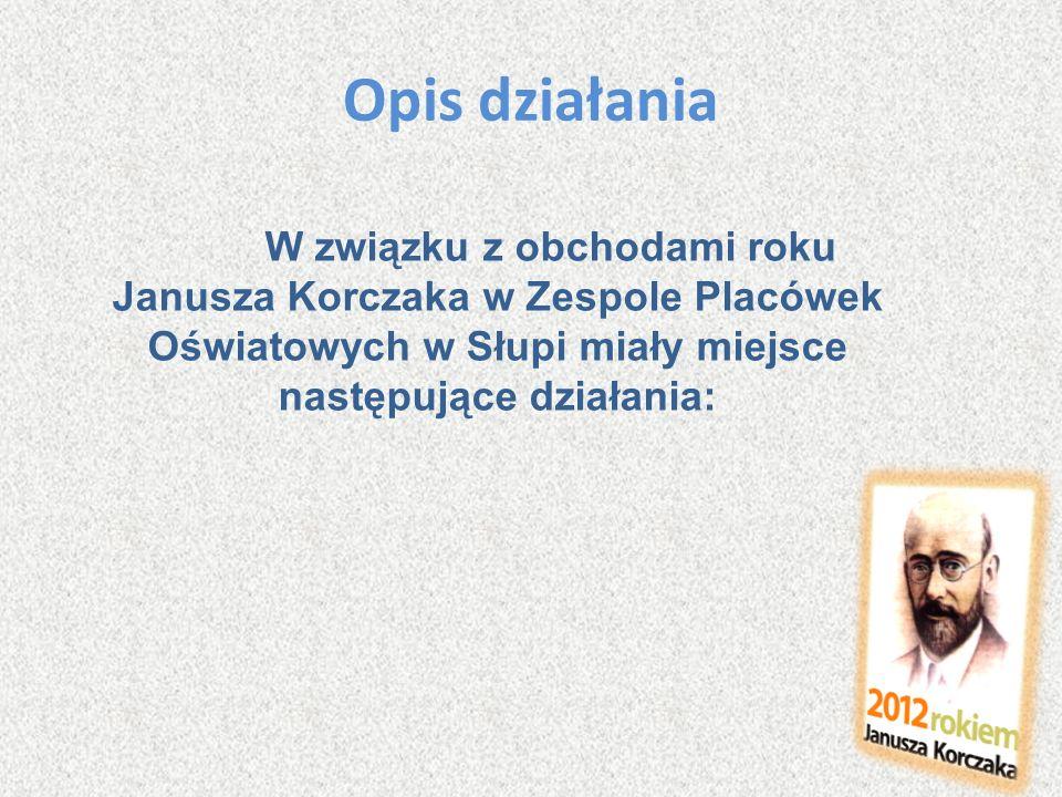 Tydzień czytania Dzieciom – popularyzacja twórczości J.