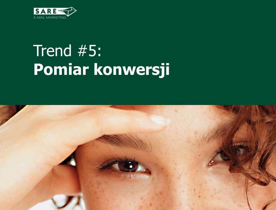 Trend #5: Pomiar konwersji