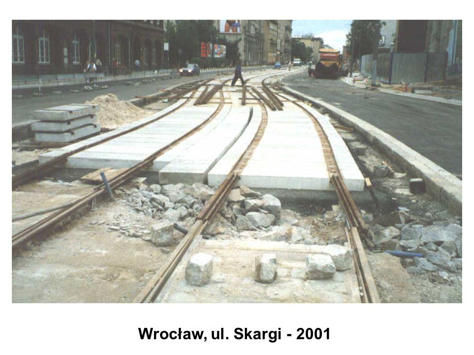 Wrocław, ul. Skargi - 2001