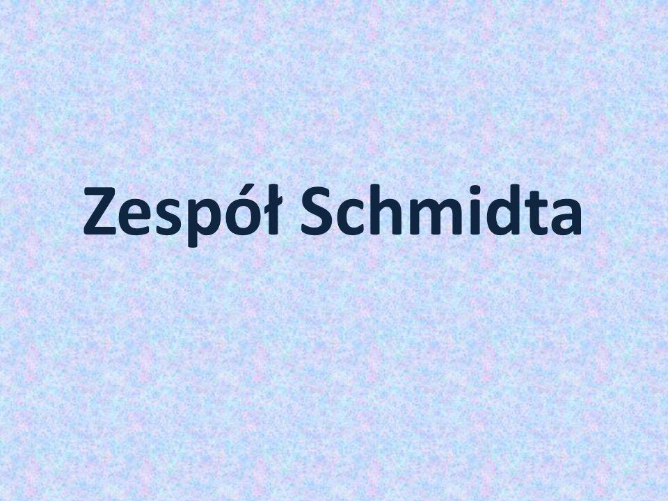 Zespół Schmidta