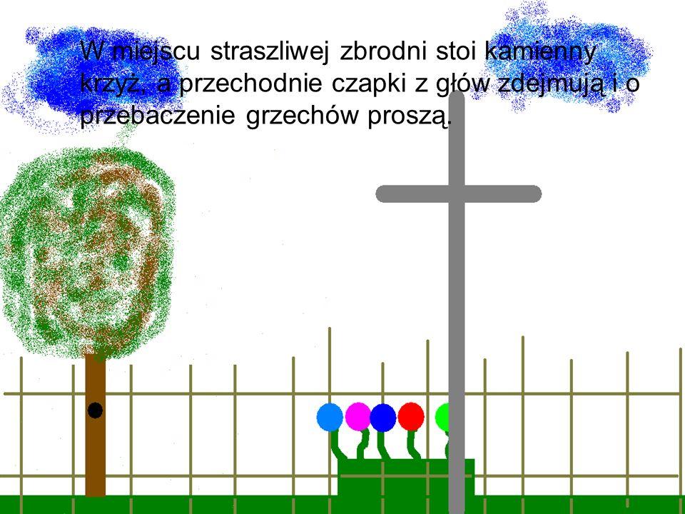 Bobrek posłuchał podszeptu szatana. Spalił karczmę i wyjechał z Janowic. Ślad po nim zaginął.