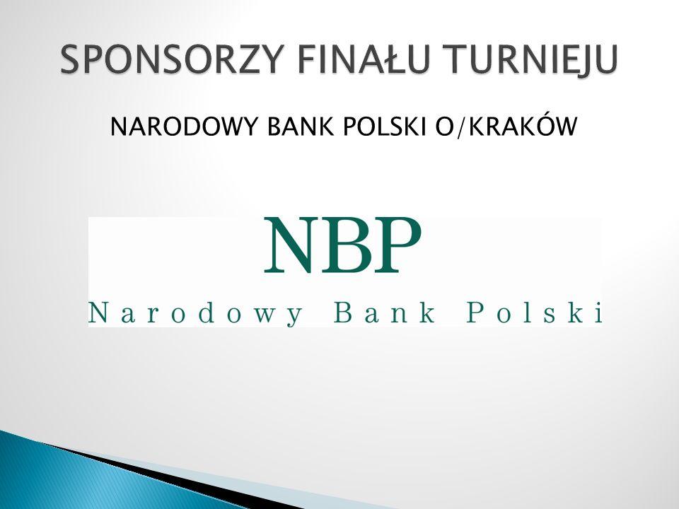 NARODOWY BANK POLSKI O/KRAKÓW
