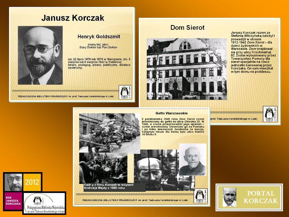 INICJATYWY INNYCH PLACÓWEK OŚWIATOWYCH PREZENTOWANE NA PORTALU KORCZAK Dyrektorzy, nauczyciele i bibliotekarze zostali zaproszeni do umieszczania na portalu PBW informacji o swoich inicjatywach związanych z Rokiem Korczakowskim.