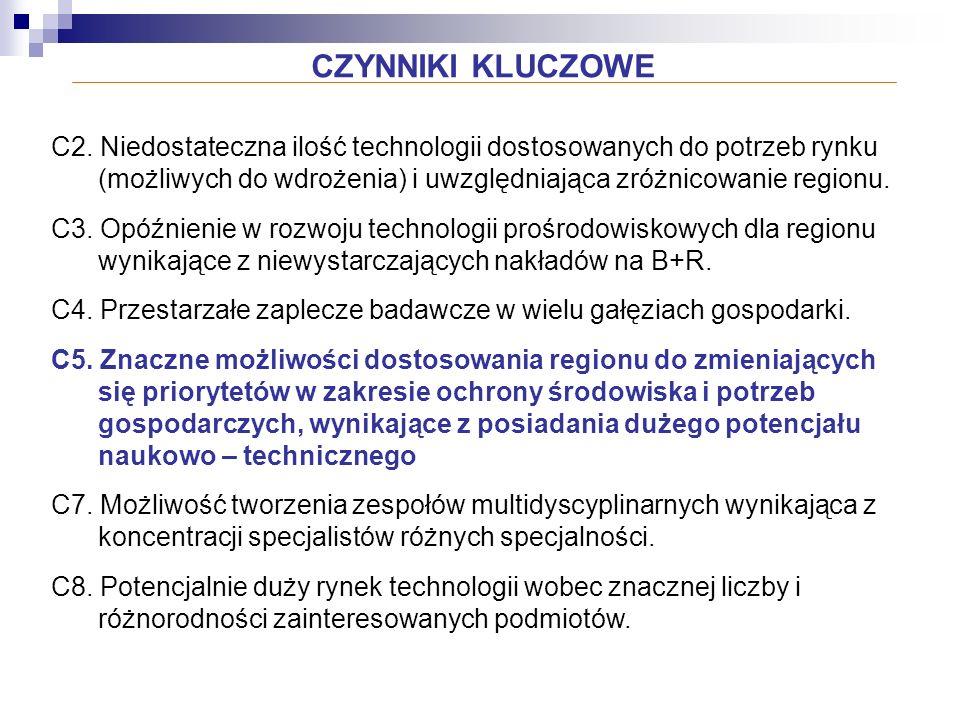 CZYNNIKI KLUCZOWE - cd C9.