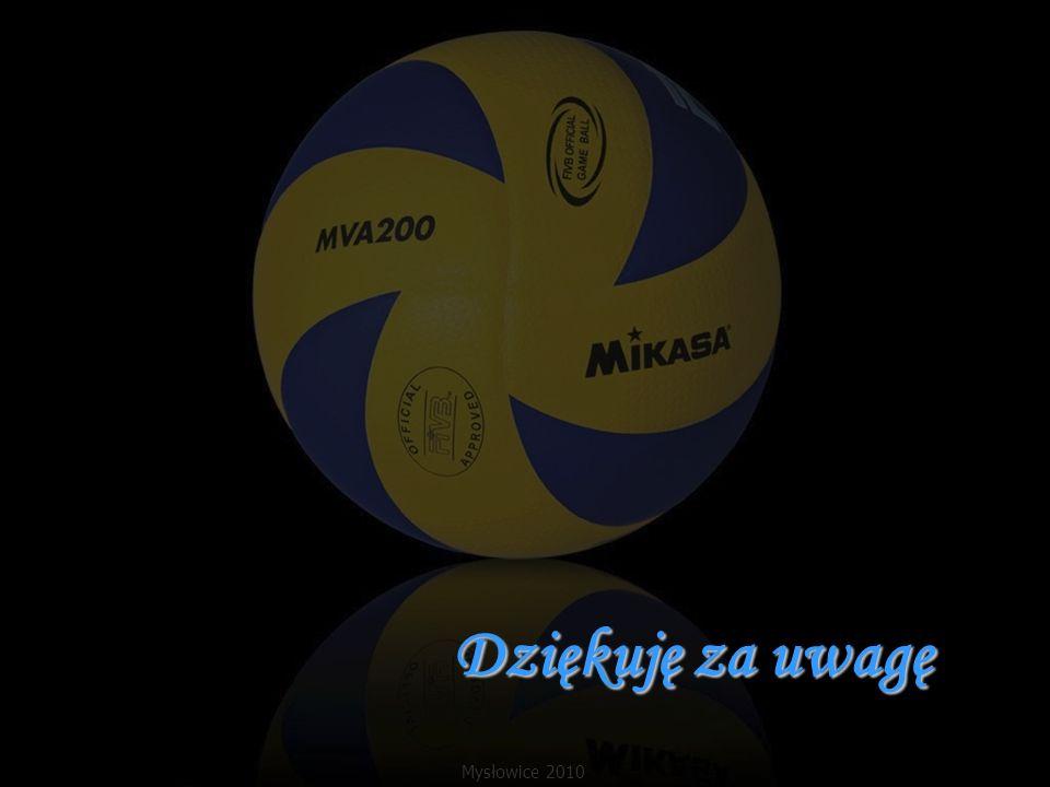 Dziękuję za uwagę Mysłowice 2010