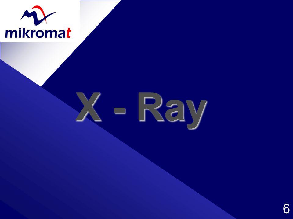 6 X - Ray