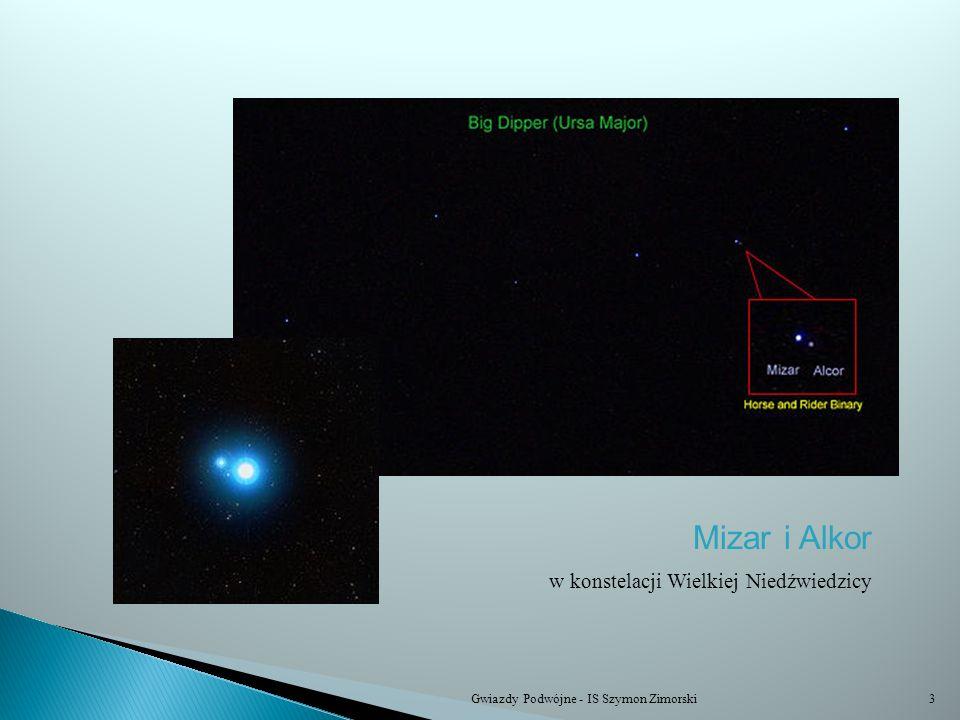 w konstelacji Wielkiej Niedźwiedzicy Gwiazdy Podwójne - IS Szymon Zimorski3