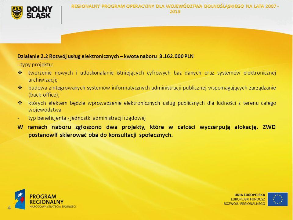 5 Limit kontraktacji w priorytecie Środowisko i bezpieczeństwo ekologiczne wynosi 175 080 126 PLN.