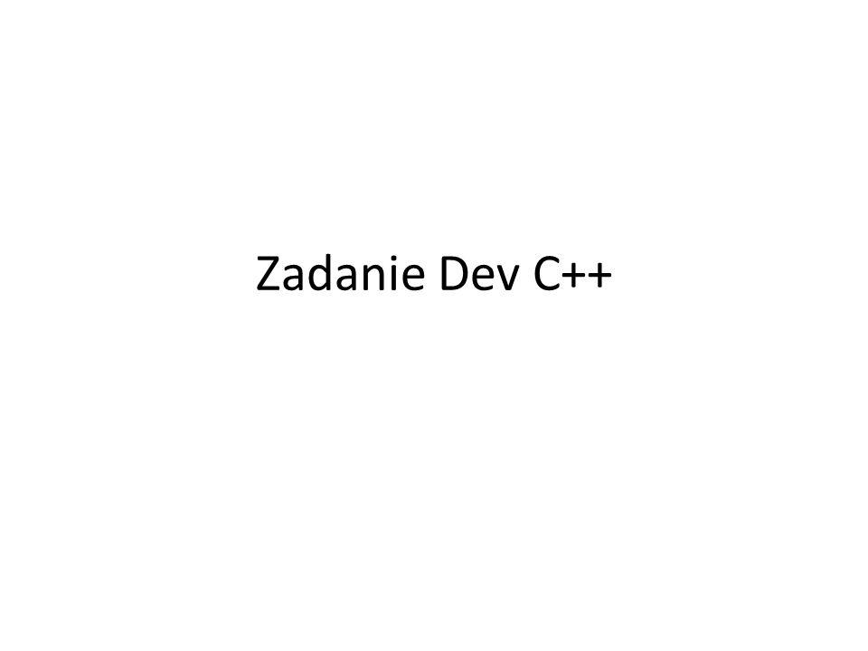 Zadanie 1 #include using namespace std; main() { cout<< Ile masz lat?\n ; int a; cin>>a; if(a<=15) cout<< Jestes jeszcze dzieckiem. <<endl; if(a>15 && a<=21) cout<< Mlodziez. <<endl; if(a>21) cout<< Jestes dorosly, gratuluje! <<endl; system( pause ); }