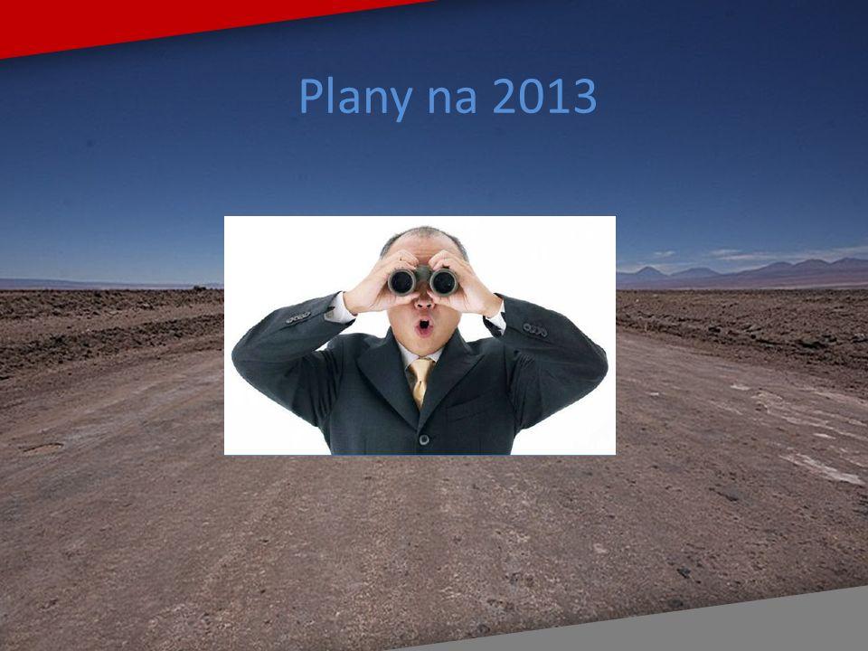 Plany na 2013