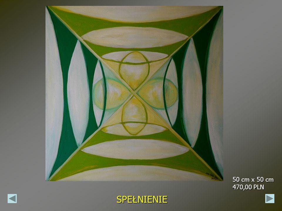 RÓWNOWAGA 65 cm x 78 cm 670,00 PLN