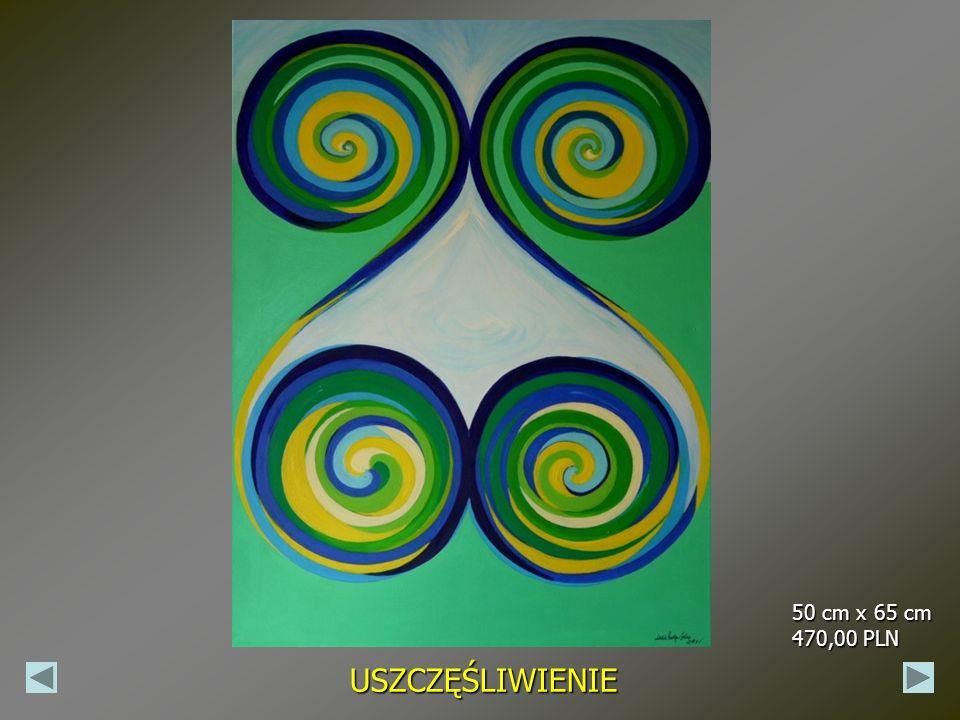 ŚWIECA ŻYCIA 30 cm x 35 cm 370,00 PLN