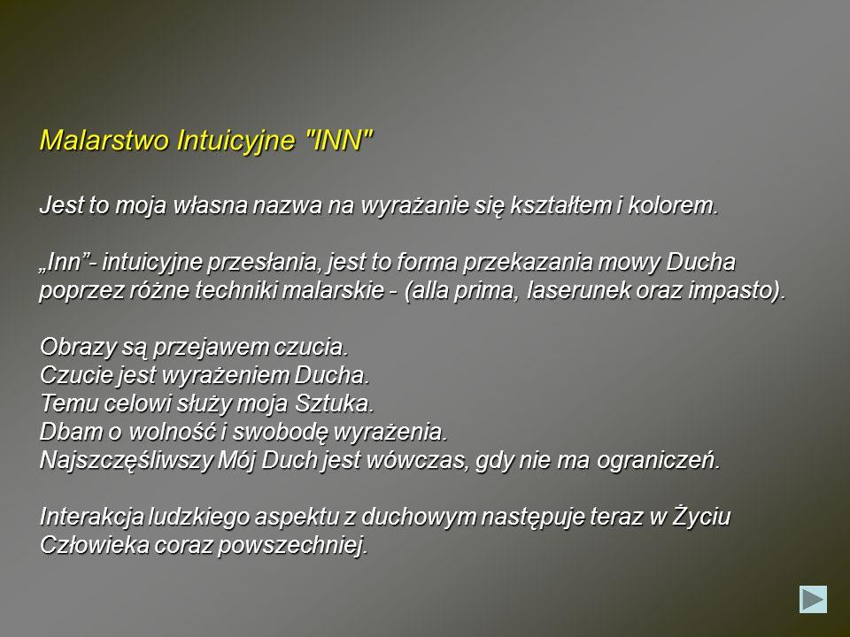 Lidia Podlipna-Salwa Wykształcenie: Instytut Wychowania Artystycznego UMCS w Lublinie Zawód: Artystka, Nauczyciel - Przewodnik Nowej Świadomości