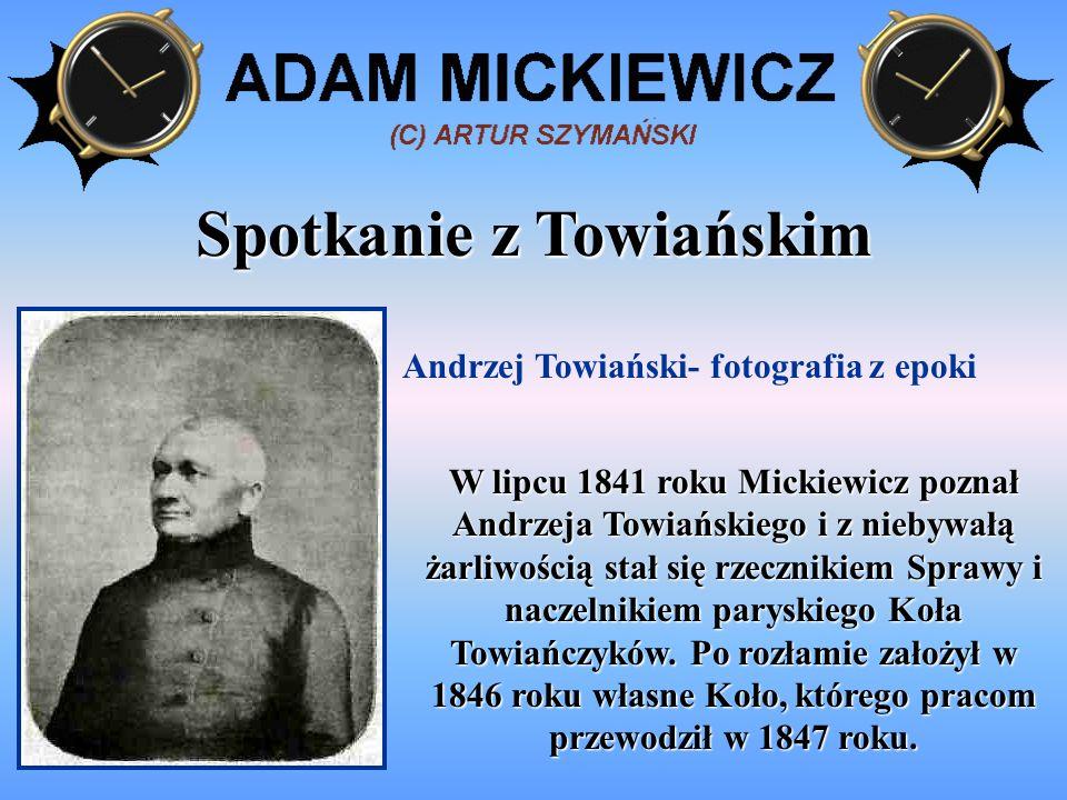 Tworzenie Legionów W 1848 organizuje we Włoszech Legion Polski.