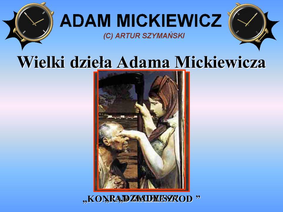 KONIEC POMYSŁ I WYKONANIE: Artur Szymański ZDJĘCIA zostały zaczerpnięte z: Multimedialnej Encyklopedii powszechnej Onetu.pl Encyklopedii Omnia Lektur na CD firmy Cartall.