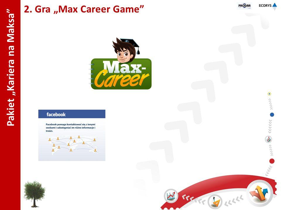 Pakiet Kariera na Maksa 2. Gra Max Career Game