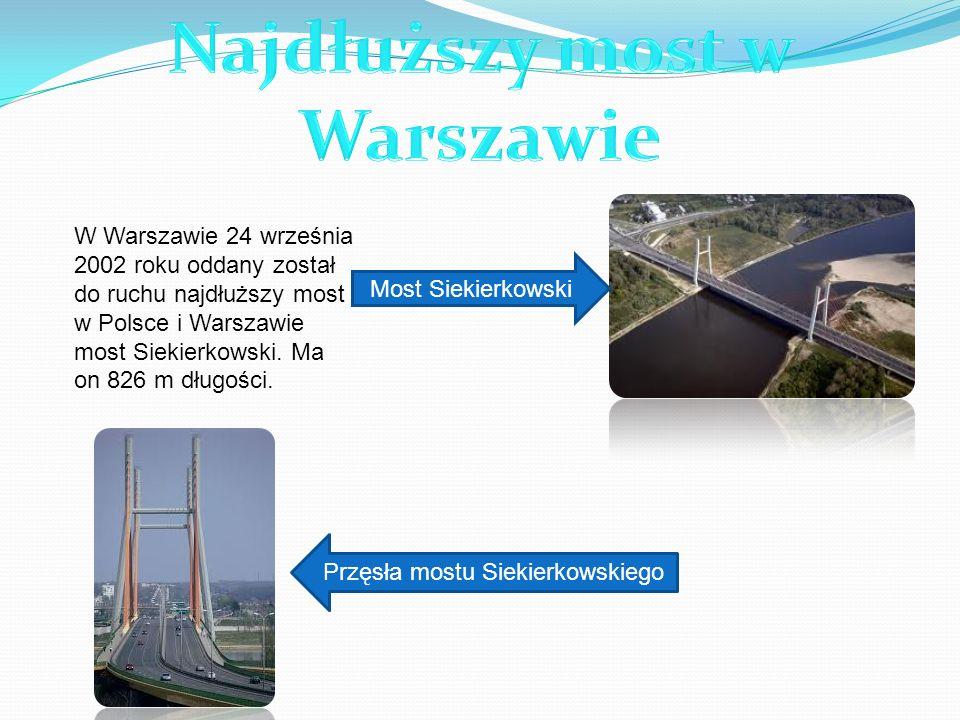 Most Gdański – dwupoziomowy most w Warszawie.