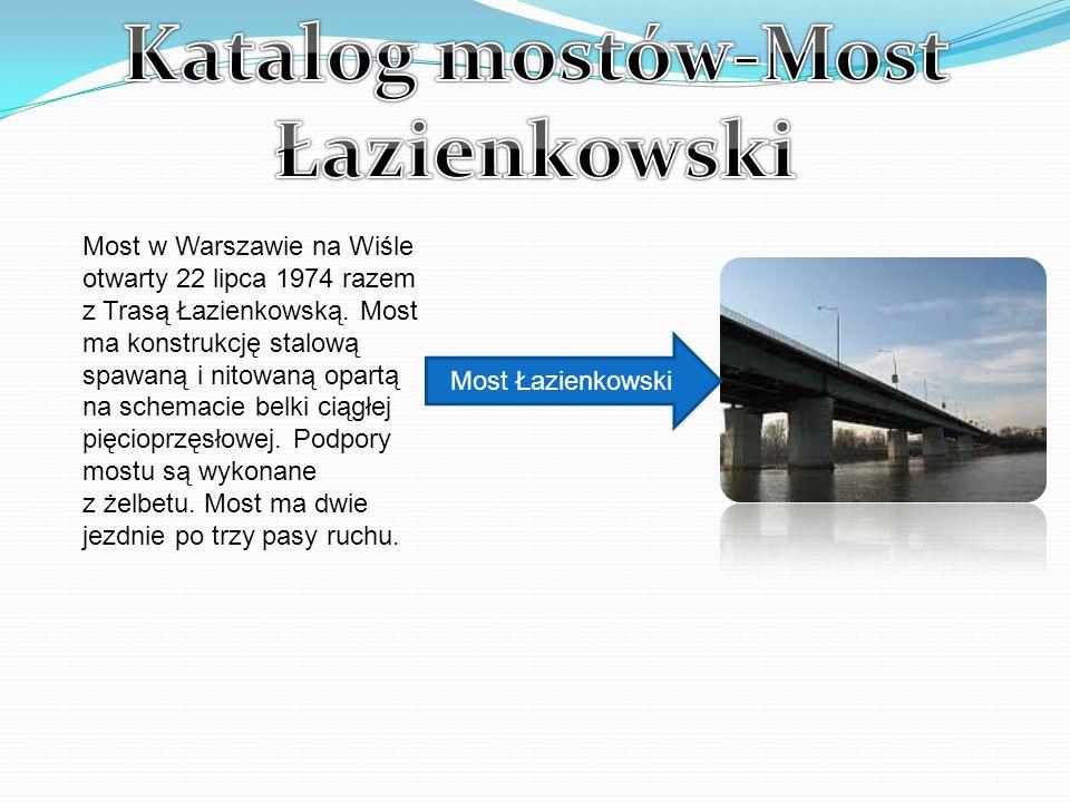 Most średnicowy w Warszawie – most kolejowy nad Wisłą leżący na trasie warszawskiej linii średnicowej, zbudowany w latach 1921-1931 w celu połączenia dworca Głównego z dworcem Terespolskim (Wschodnim).