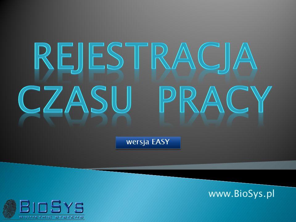 www.BioSys.pl wersja EASY