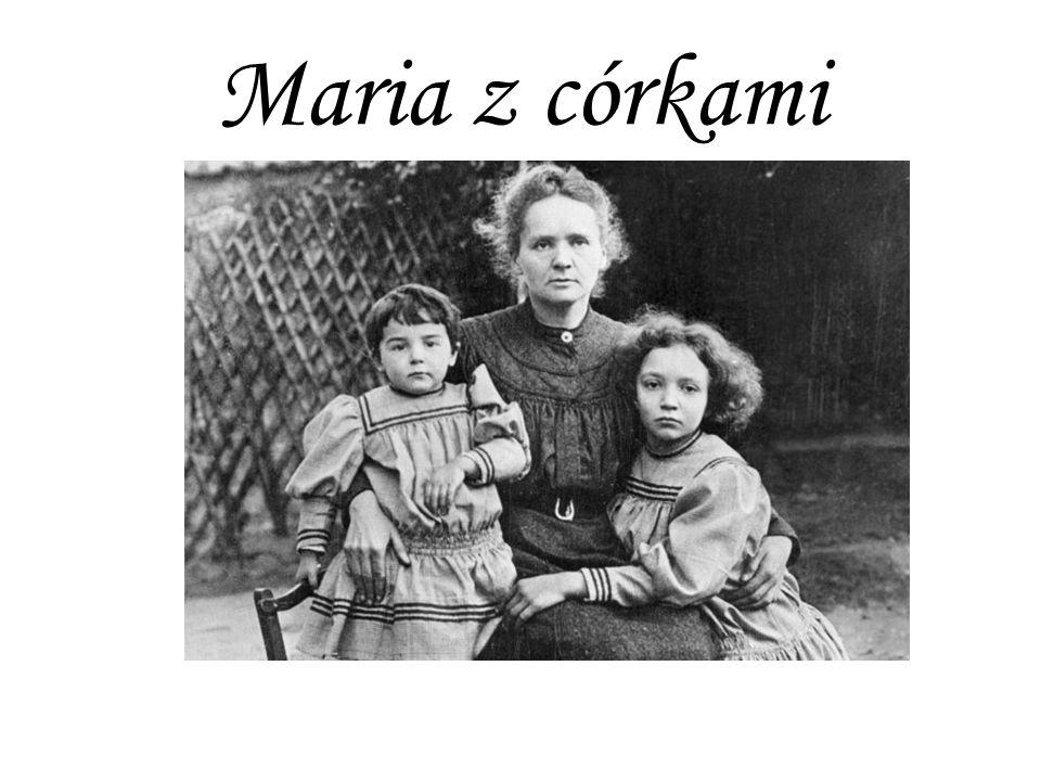 Maria z córkami