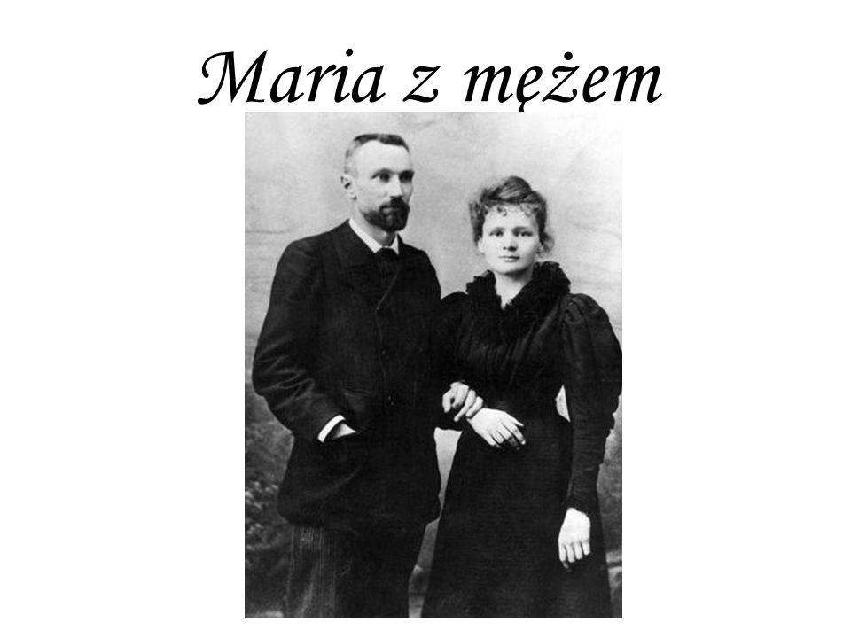 Maria z mężem