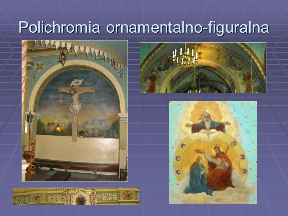 Polichromia ornamentalno-figuralna