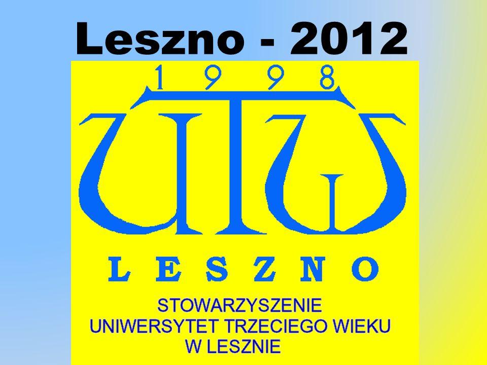 Współpraca z innymi UTW Braliśmy udział w turniejach brydżowych w Międzychodzie i Wolsztynie Sekcja malarska w warsztatach w Gołuchowie Reprezentowaliśmy nasz UTW na III Forum Ekonomicznym w Krynicy Konferencjach: w Łebie, Inowrocławiu, Zielonej Górze, Poznaniu, Gliwicach, Nowym Sączu i na wielu inauguracjach roku oraz jubileuszach
