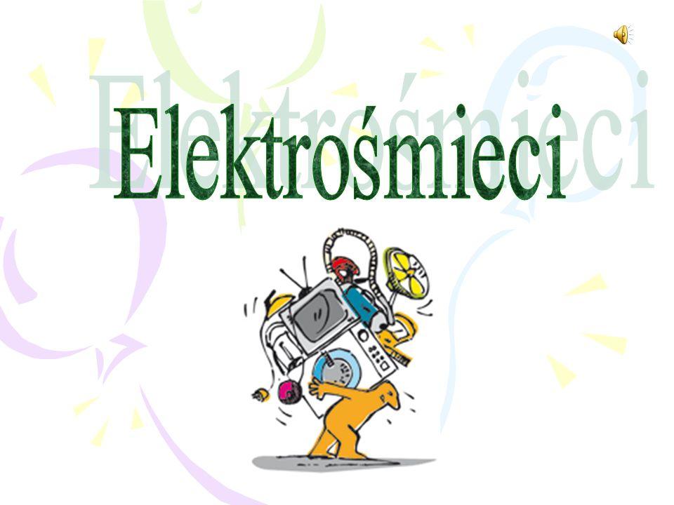 Menu Słowniczek Prawo Co należy zrobić z elektrośmieciami?Co należy zrobić z elektrośmieciami.
