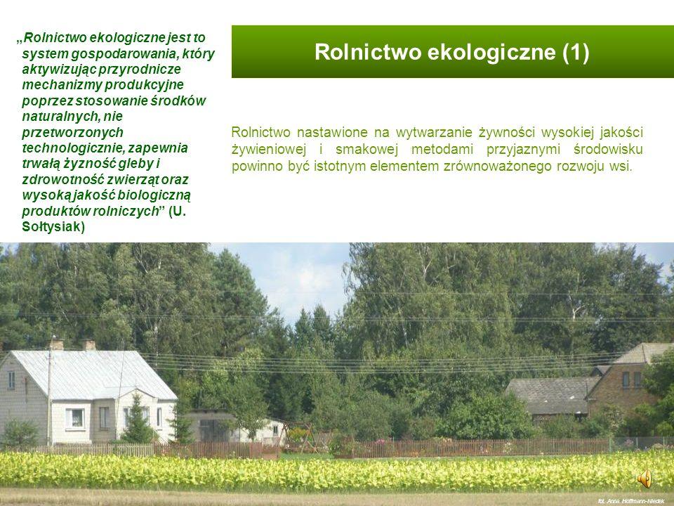 Rola władz lokalnych we wspieraniu agroturystyki wspieranie rolników zajmujących się agroturystyką w działalności promocyjnej, m.