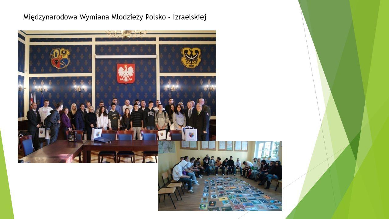 Międzynarodowa Wymiana Młodzieży Polsko – Izraelskiej