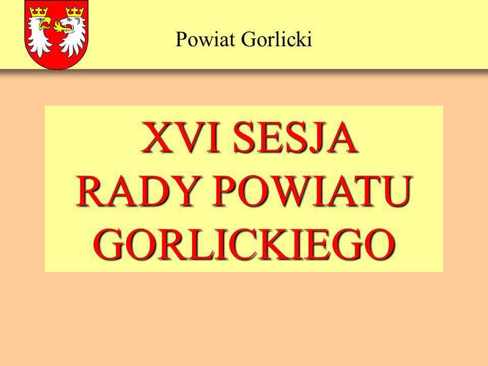 Powiat Gorlicki Zakres wykonanych prac remontowych i inwestycyjnych w szkołach ponadgimnazjalnych i placówkach oświatowych w 2007 roku I Liceum Ogólnokształcące im.