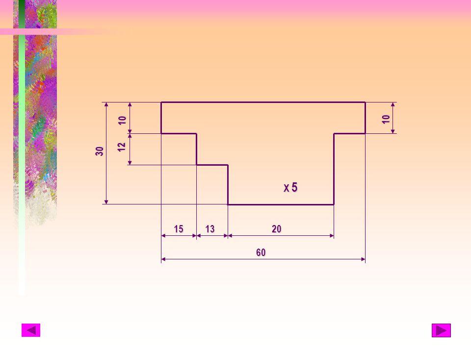 35 75 40 - 15 Znaki wymiarowe: R - promień X- grubość - średnica Znaki wymiarowe: R - promień X- grubość - średnica 10 10 Wymiarowanie otworu o małej