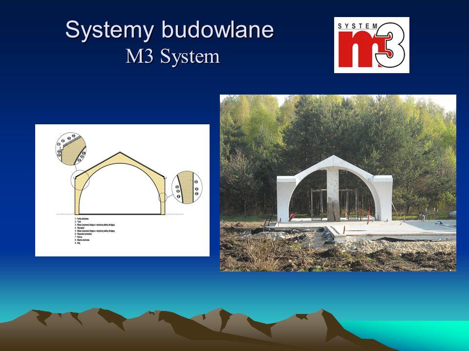Systemy budowlane M3 System