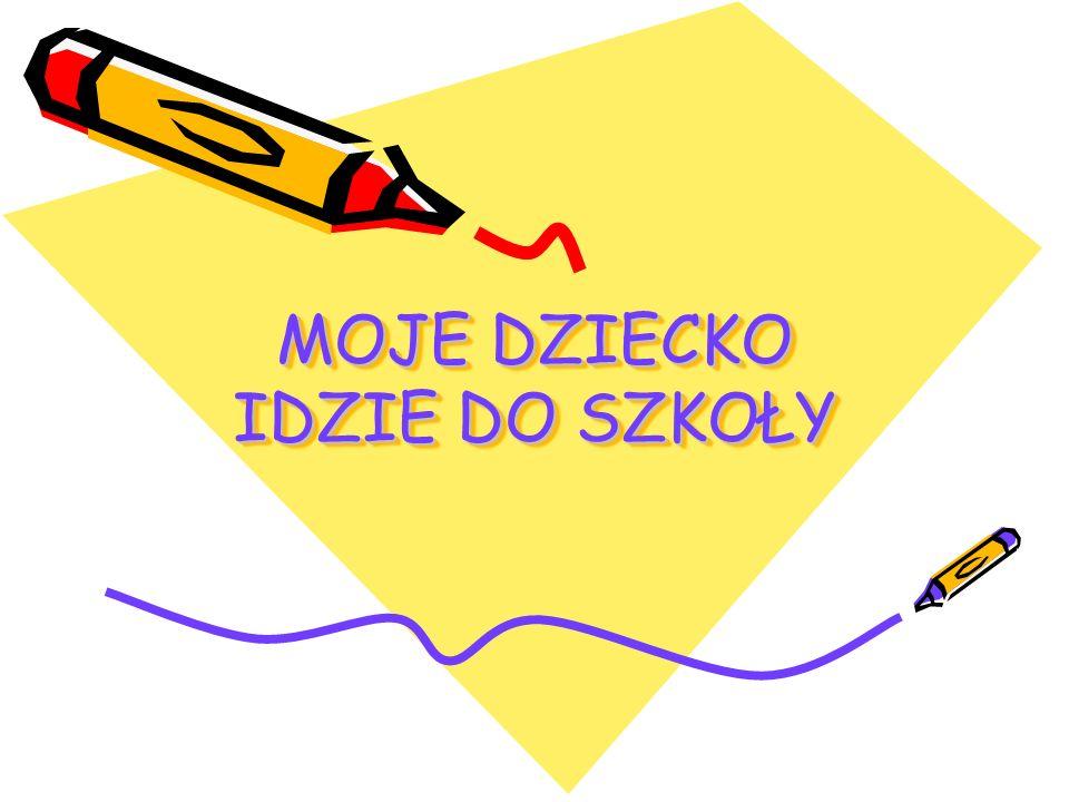 Treści programowe Higiena pracy w szkole i w domu: –w zależności od wzrostu dziecka, –ciężar plecaków/tornistrów, –oświetlenie, –plan lekcji.