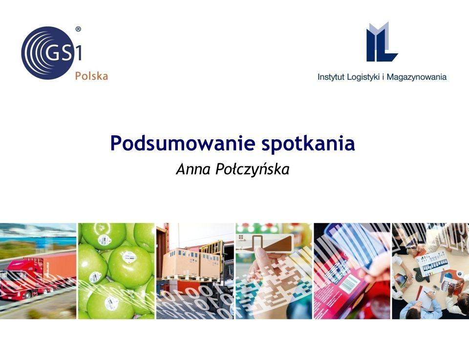 Podsumowanie spotkania Anna Połczyńska