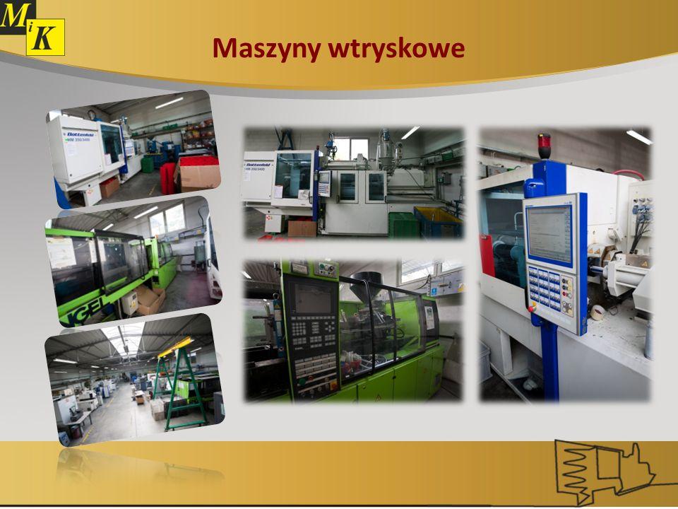 Maszyny wtryskowe