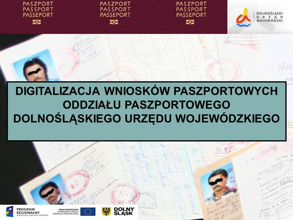 Archiwa paszportowe województwa dolnośląskiego to ok.