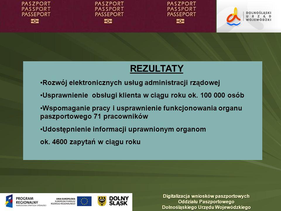 PODSUMOWANIE Planowany rok zakończenia projektu 2012 rok analiza ilościowa digitalizowanych dokumentów: 400 wniosków x 7 stanowisk =2800 dziennie 560 000 rocznie Planowane jest zdigitalizowanie całości zbioru w ciągu 5 lat