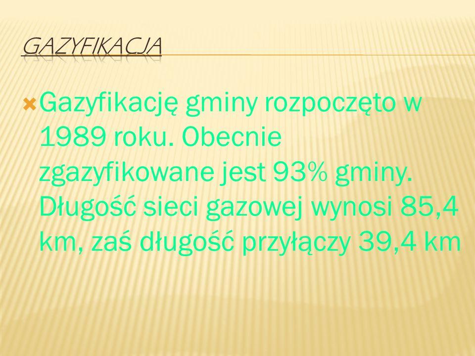 Gmina Głusk sfinansowała budowę nowych dróg m.in. w Abramowicach Prywatnych czy Mętowie wspólnie z Urzędem Marszałkowskim w Lublinie ze środków tereno