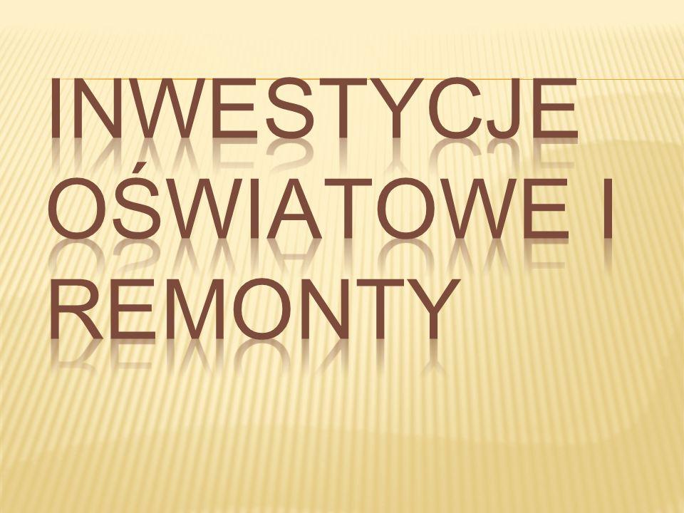 Gmina Głusk zrealizowała inwestycję pn.