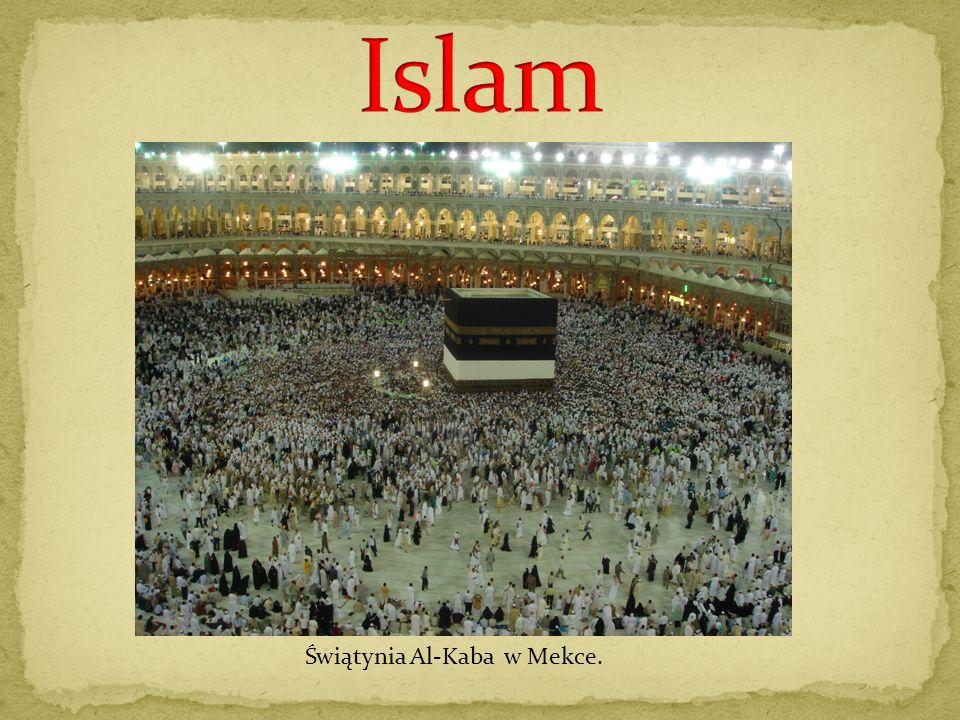 Świątynia Al-Kaba w Mekce.