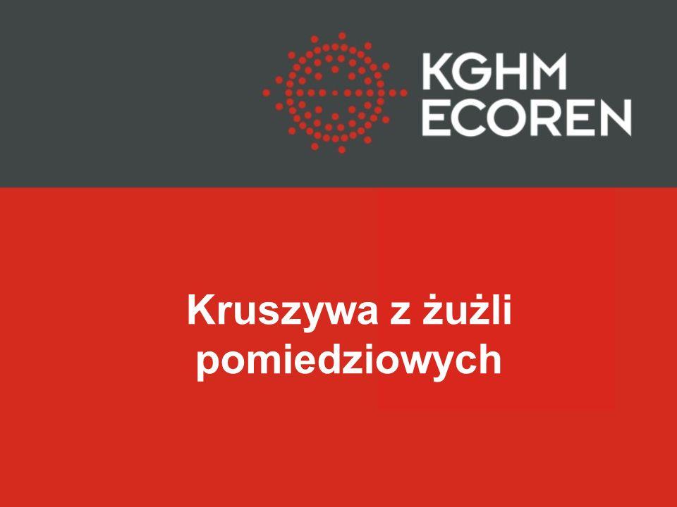 KGHM ECOREN S.A.Funkcjonuje w ramach grupy KGHM Polska Miedź S.A.