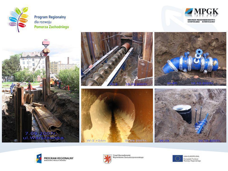 Okres realizacji projektu 19.07.2007 – 31.05.2009 r.: zakończenie prac budowlanych: 31.12.2007 r.