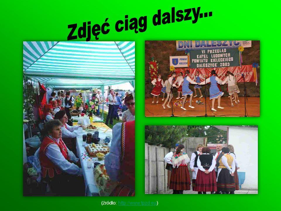 Serdecznie zapraszamy na najbliższe Dni Daleszyc ( źródło: http://www.tpzd.eu )http://www.tpzd.eu