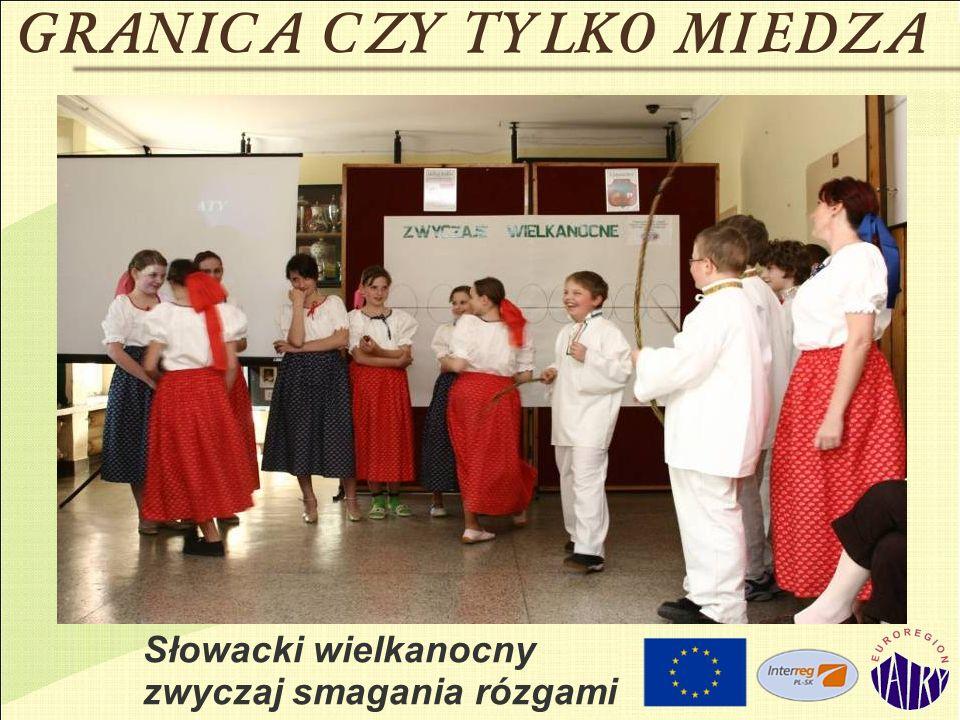 Słowacki wielkanocny zwyczaj smagania rózgami